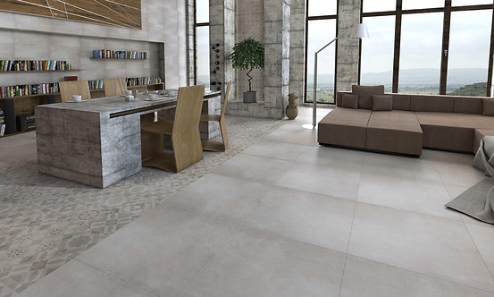 Concrete Duty | Porcelain Tile