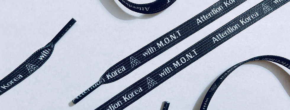 M.O.N.T Shoelaces