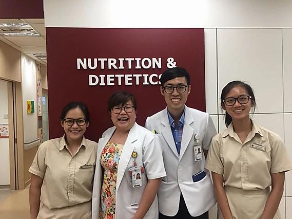 Tan Tock Seng Nutrition & Dietetics