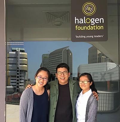 Halogen Foundation