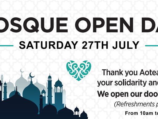 Update: National Mosque Open Day
