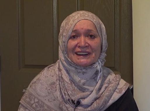 Aisha Maori Muslim from Opononi, Northland