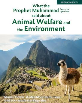 Animal Welfare & Environment
