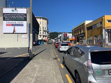 Wellington Billboard