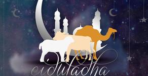 Eid Mubarak! Year 1441 Hijrah.
