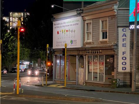 Auckland Billboard