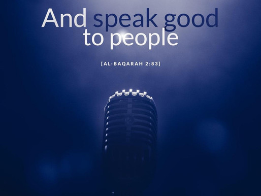 Reminder of the day - speech
