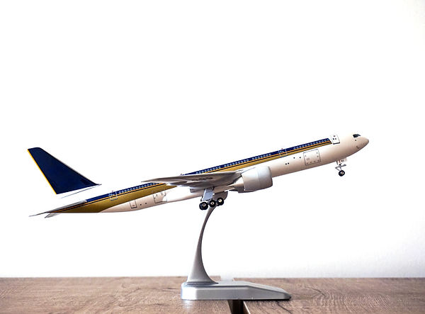 Jumbo Model Airplane