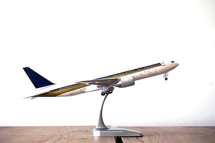 ジャンボ模型飛行機