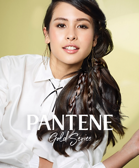 Pantene Gold Series - Maudy Indonesia