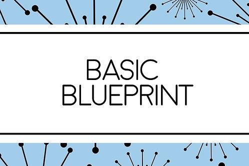 Basic Marketing Blueprint