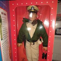 Vintage GI Joe - Navy Admiral