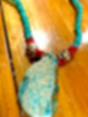 Skull Turquoise Pendent Close up.jpg