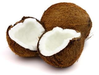 Hail the mighty coconut