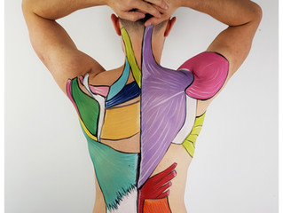 WORKSHOP! Body Paint Anatomy