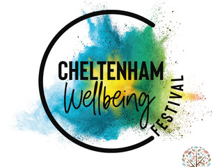 Offical Event Partner! Cheltenham Wellbeing Festival 2019. Save 15% on Treatments
