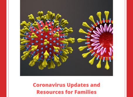 Resources for Families during Coronavirus Closing