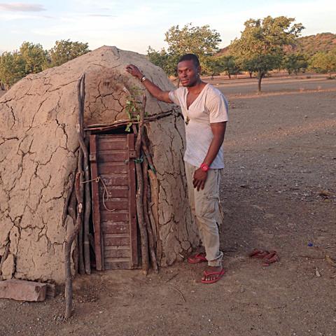 Himba Home