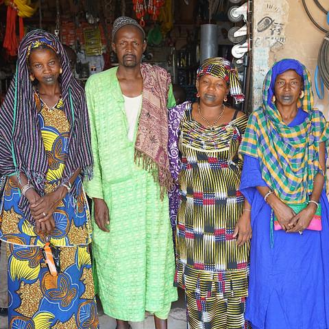 Fulani Family