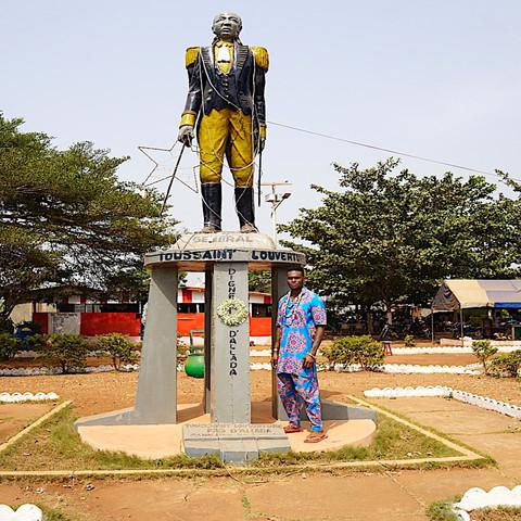 Live. Love. Africa: The Toussaint Louverture Memorial in Allada,Benin