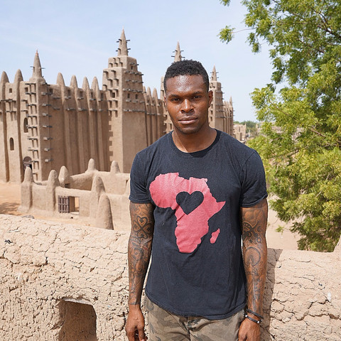Streets of Mali: The Great Mosque of Djenne