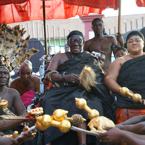 The Ashanti Chief