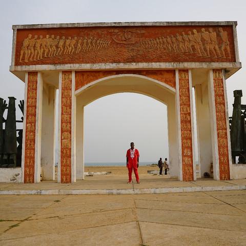 Live.Love. Africa: The Door of No Return in Ouidah, Benin