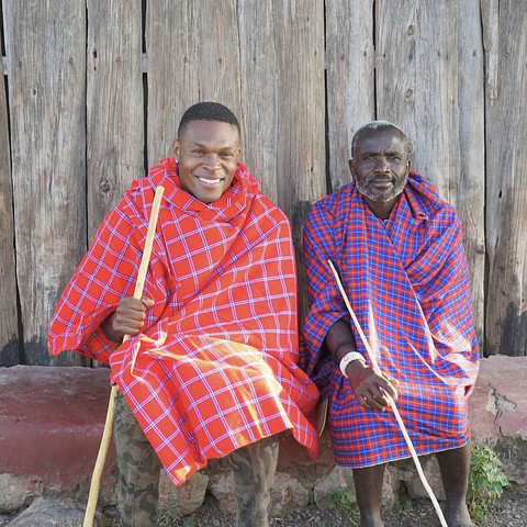 Live. Love. Africa: My Initiation into the Maasai Tribe