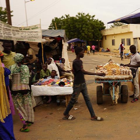 Streets of Touba