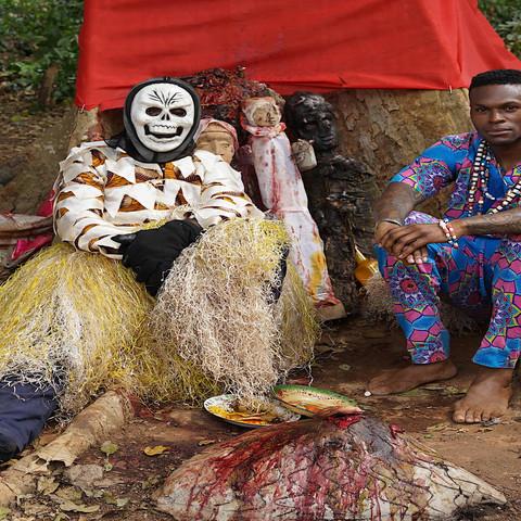 Intro Into The Voodoo Deities and The Origins of Voodoo