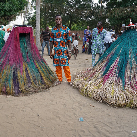 Voodoo Festival: African Dance and Magic