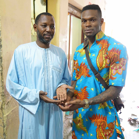 Live. Love. Africa: Dynast Amir Defines Islam Personified