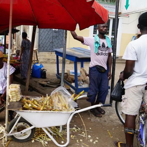 Maamobi Street Vendor