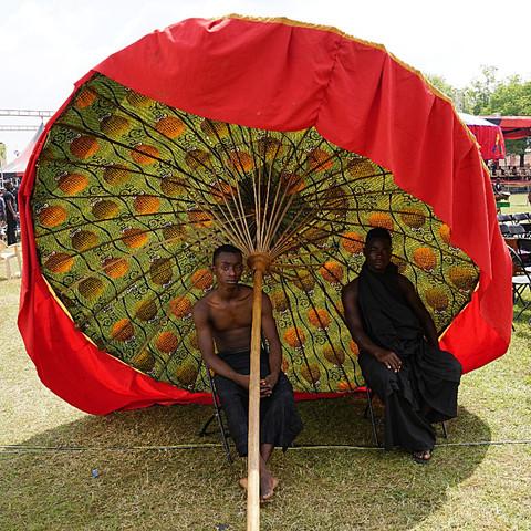 Ashanti Umbrella