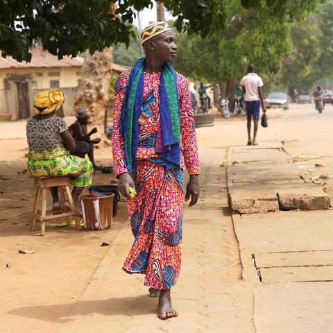 Beninoise Street Fashion