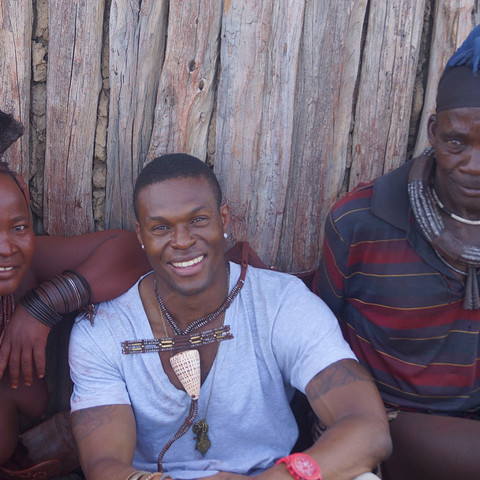 Dynast And The Himba Queen