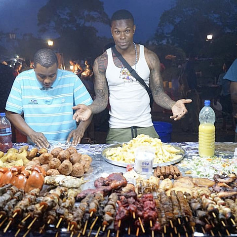 Live.Love.Africa: Zanzibar has the Best Seafood on the Planet!!!!