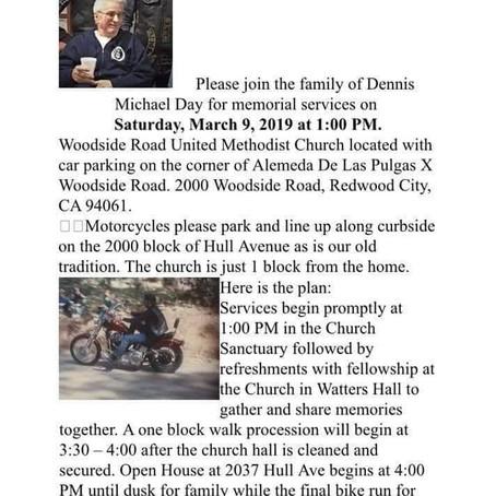 MIKE DAY MEMORIAL -3-9-19