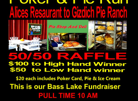 5/11/19 - Survivors MC - SF Twisted Poker & Pie Run