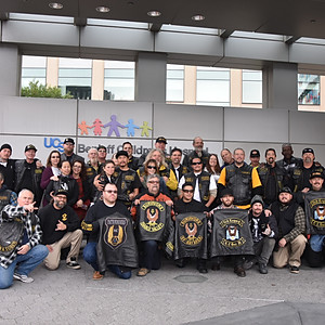 Survivors M/C Annual Toy Run & Toy Drive Delivery
