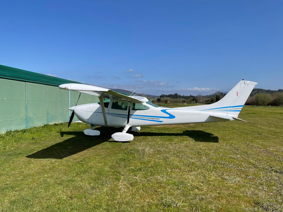 Cessna C182 P Skylane