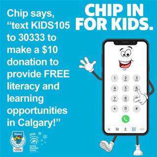 """There's Still Time to """"Chip in for Kids!"""""""