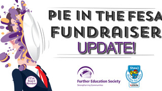 Pie in the FESA: May Recap and Announcements