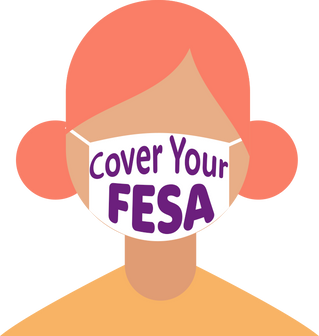 "Announcing new fundraiser ""Cover Your FESA"""