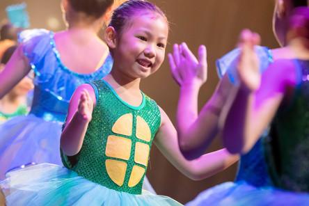 海洋星 - 小海龜,拍拍手