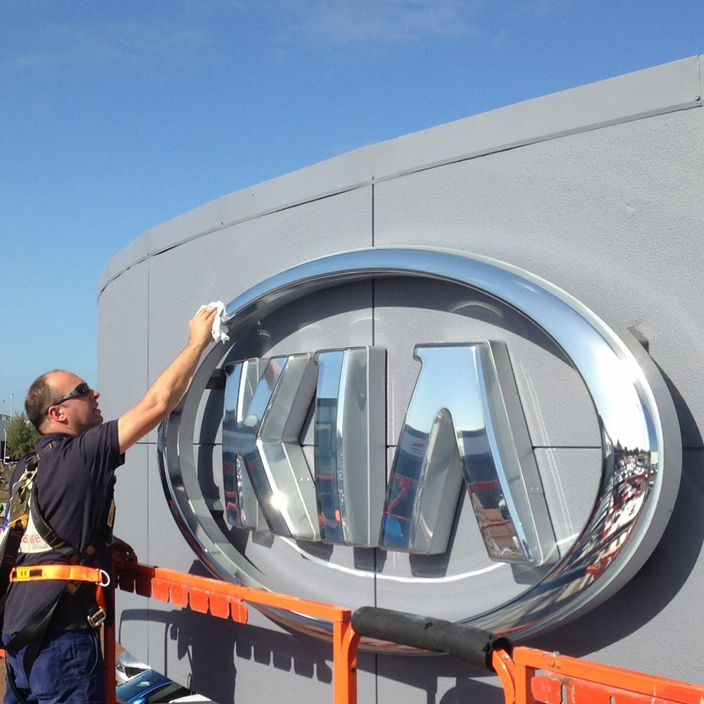 Commercial Signage Company | Vibe Signs