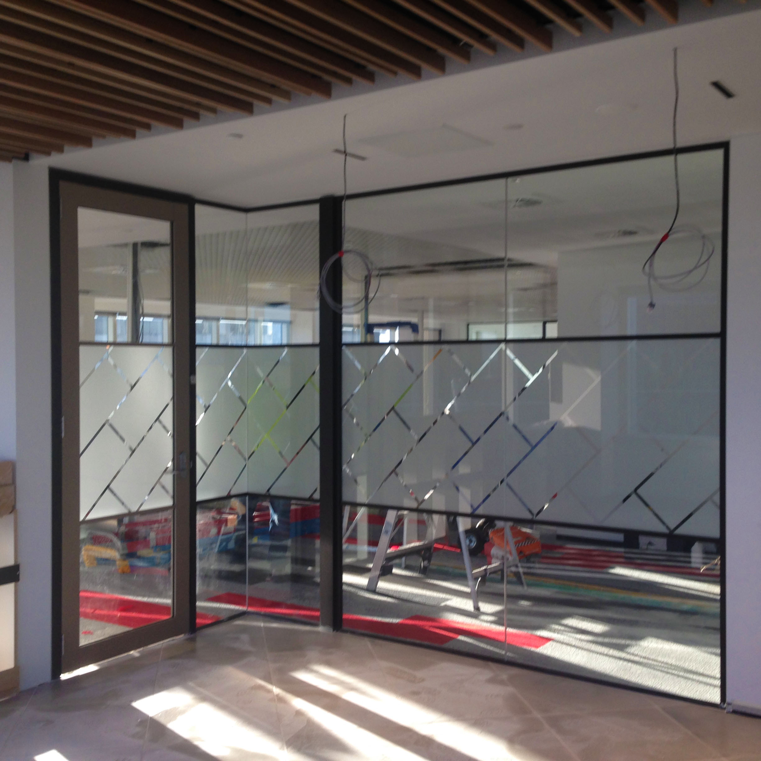 Privacy Film Perth | Vibe Signs