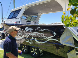 Boat Graphics and Wraps 2 | Vibe Signs