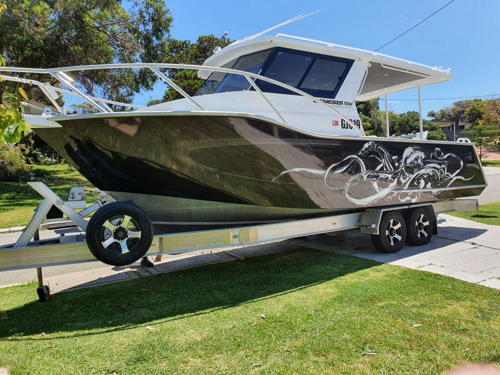 Boat Vinyl Perth | Vibe Signs