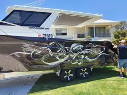 Boat name company Perth | Vibe Signs